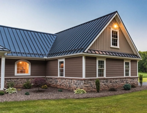 Metal Roofs 101